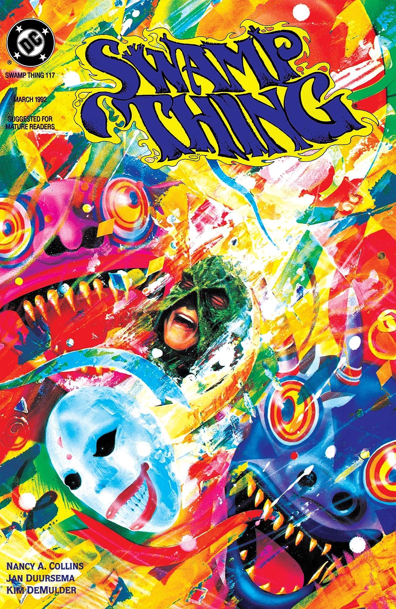 Swamp Thing (1982-1996) #117