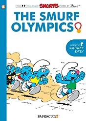 The Smurfs Vol. 11: The Smurf Olympics