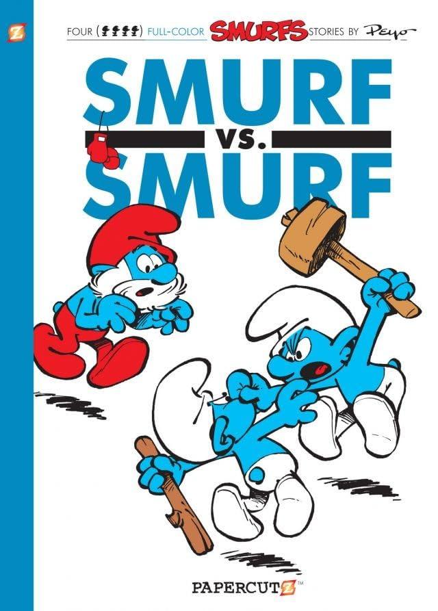 The Smurfs Vol. 12: Smurf Vs. Smurf