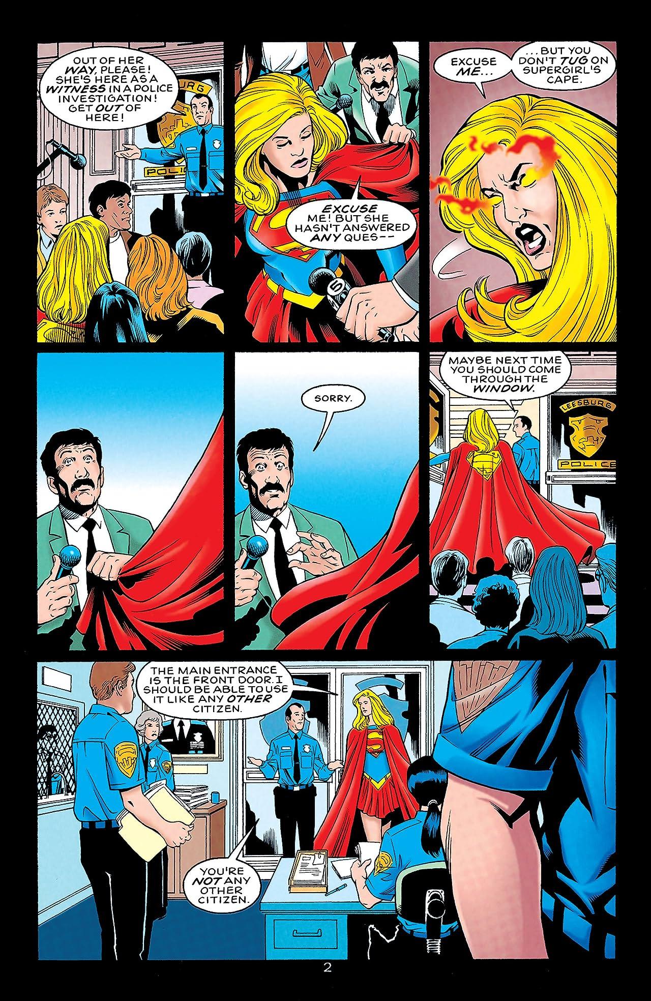 Supergirl (1996-2003) #25