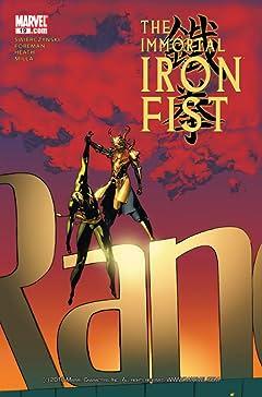 Immortal Iron Fist #19