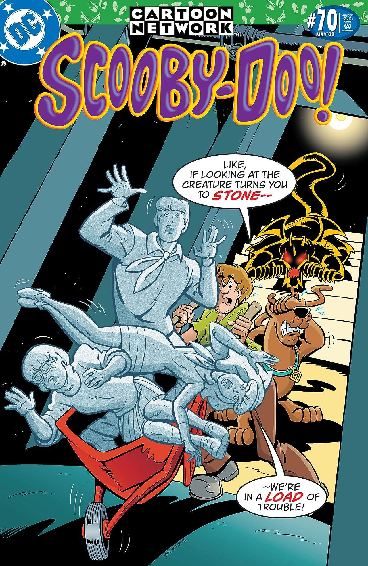 Scooby-Doo (1997-2010) #70