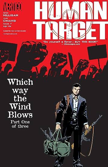 Human Target (2003-2005) #7