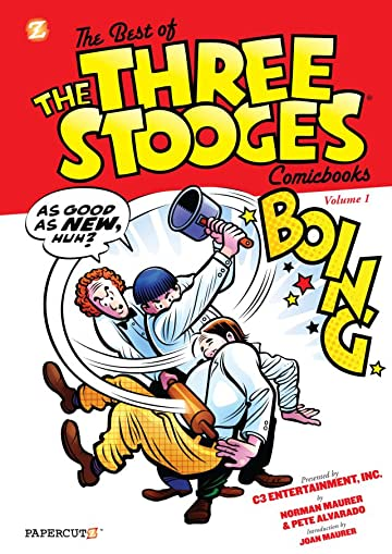Best of the Three Stooges Vol. 1