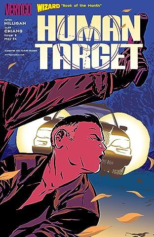 Human Target (2003-2005) #8