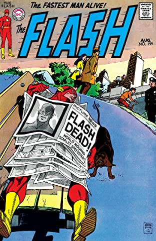 The Flash (1959-1985) #199