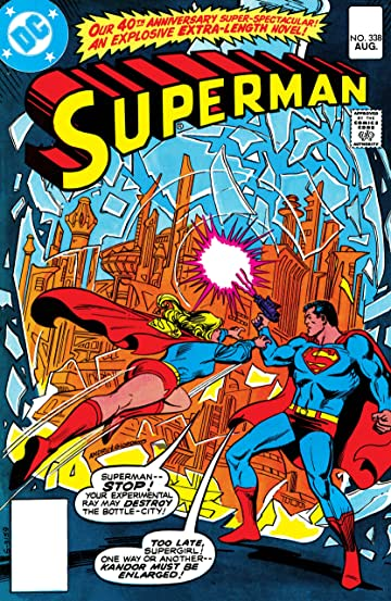 Superman (1939-2011) #338