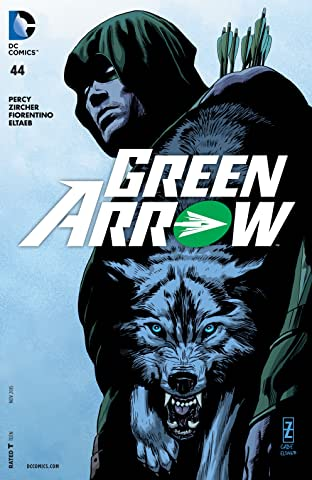 Green Arrow (2011-2016) #44