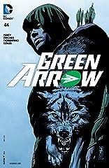 Green Arrow (2011-) #44