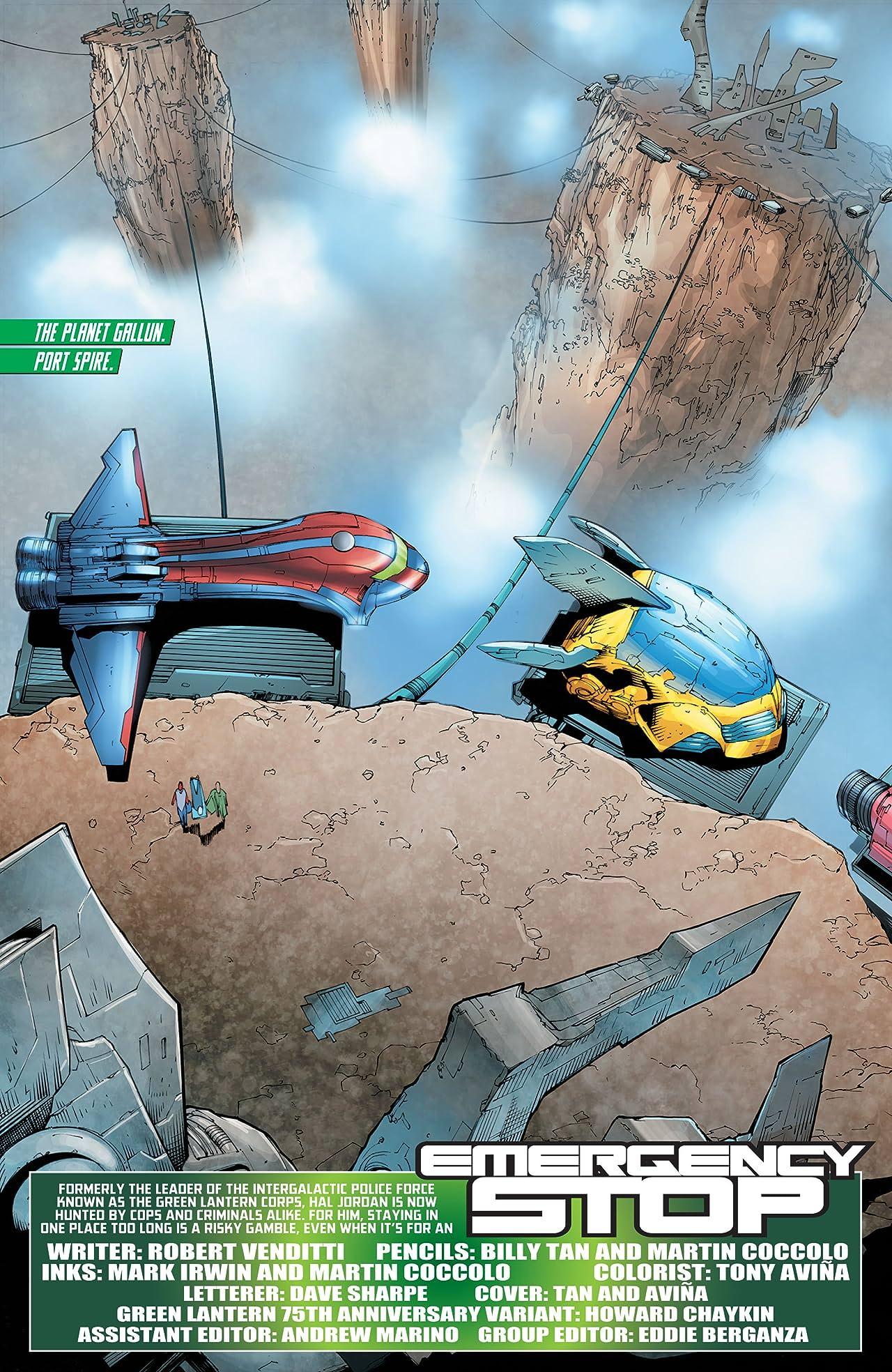 Green Lantern (2011-2016) #44