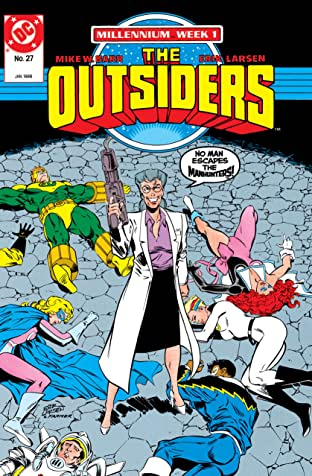The Outsiders (1985-1988) #27