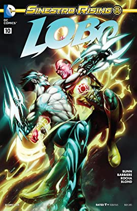 Lobo (2014-2015) #10