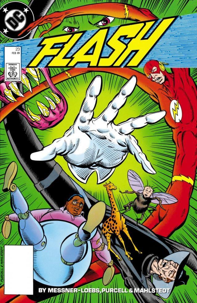 The Flash (1987-2009) #23