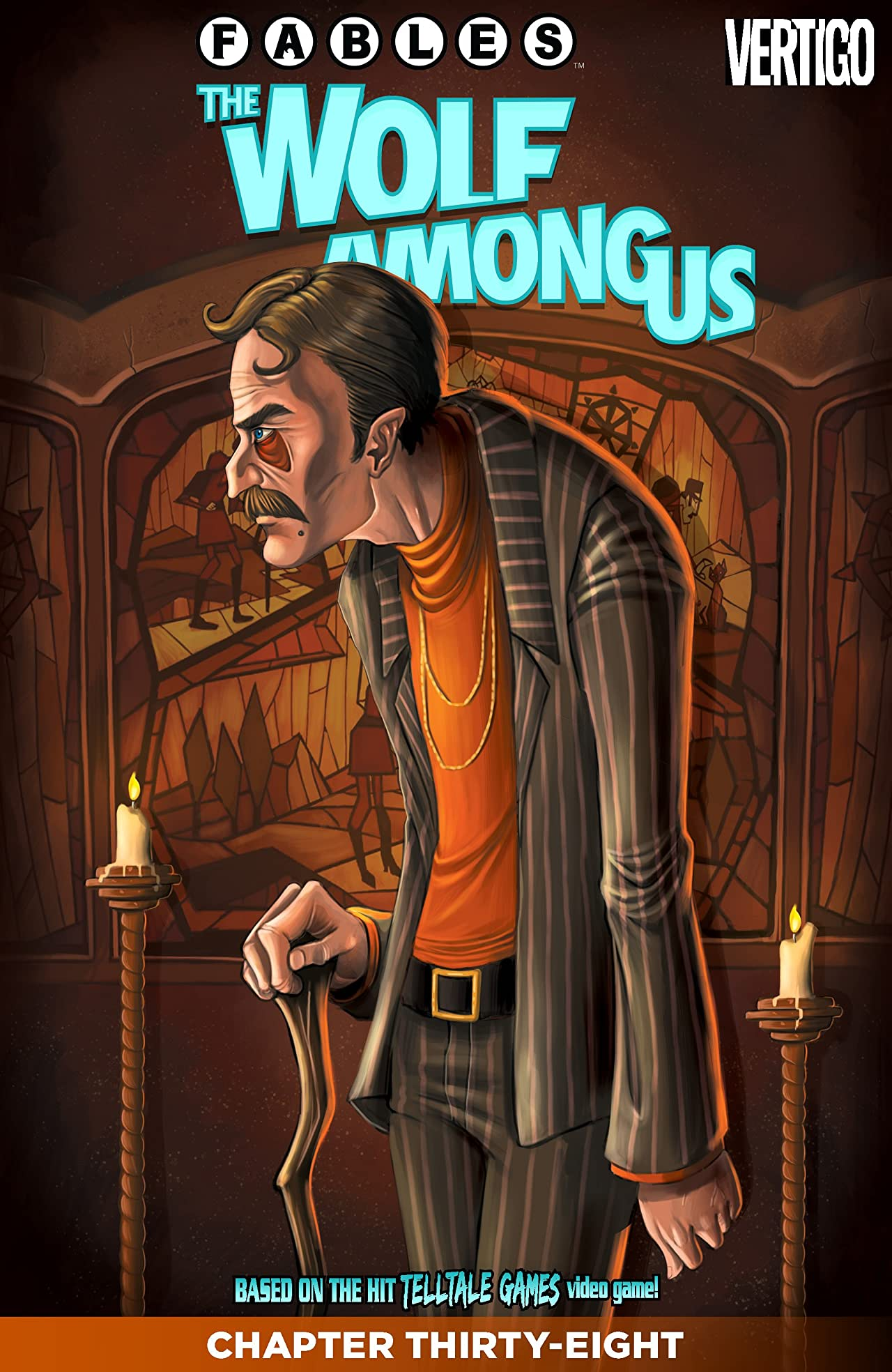 Fables: The Wolf Among Us #38