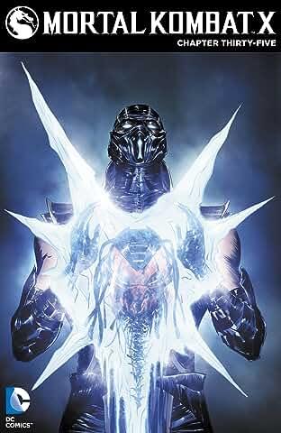 Mortal Kombat X (2015-) #35