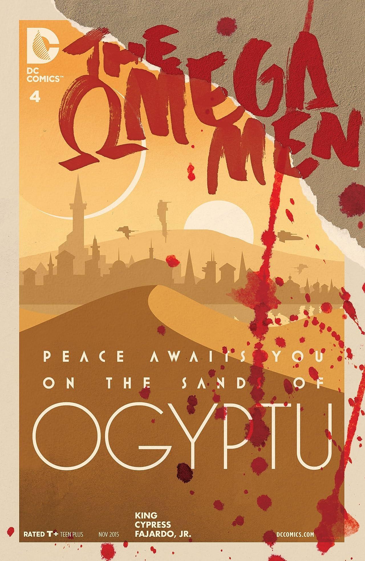 The Omega Men (2015-2016) #4