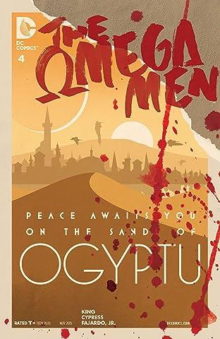 The Omega Men (2015-) #4