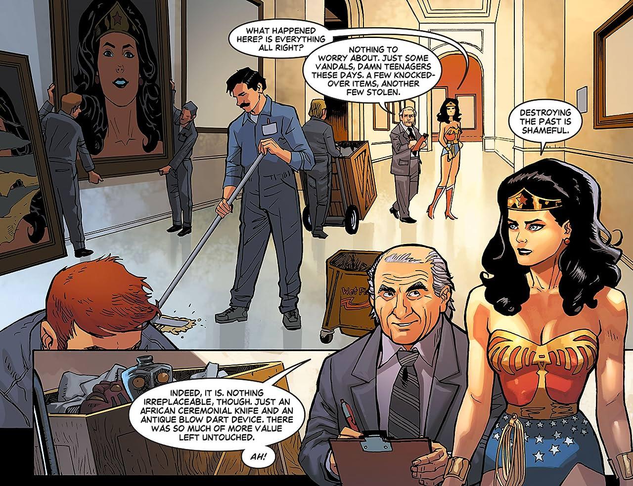Wonder Woman '77 (2015-2016) #8
