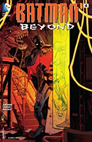 Batman Beyond (2015-2016) #4