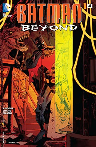 Batman Beyond (2015-) #4