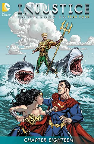 Injustice: Gods Among Us: Year Four (2015-) #18