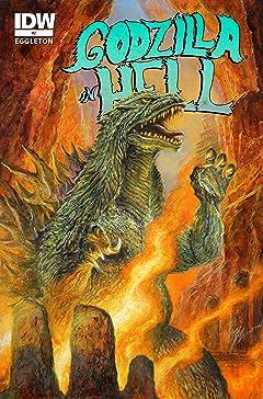 Godzilla In Hell #2 (of 5)