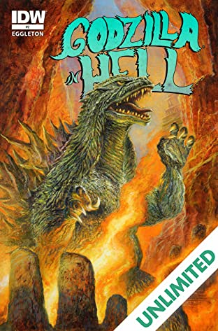 Godzilla In Hell #2 (of 5)