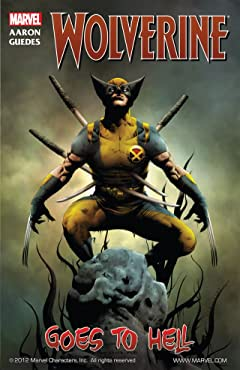 Wolverine: Wolverine Goes To Hell