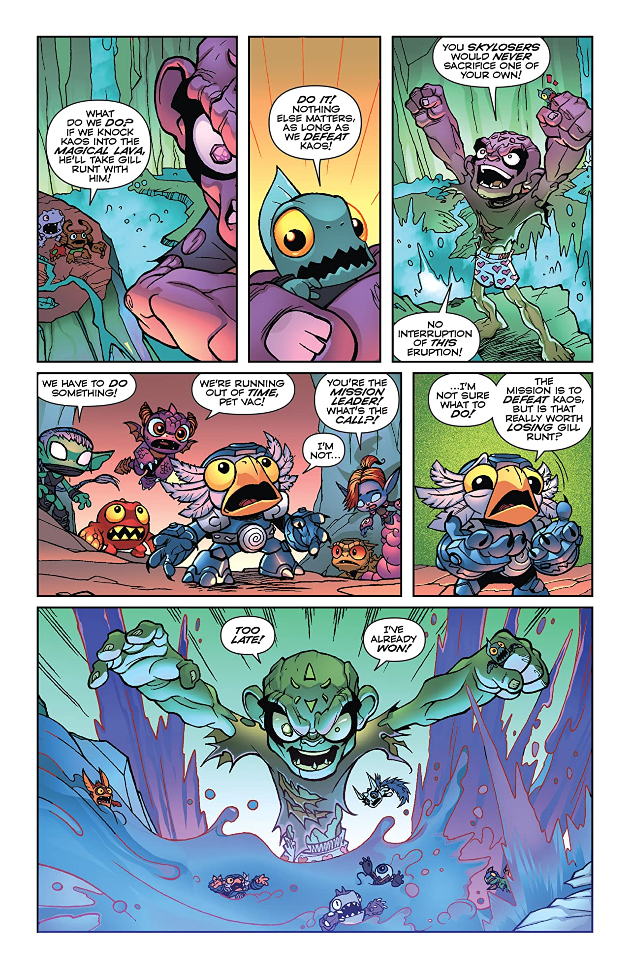 Skylanders #12