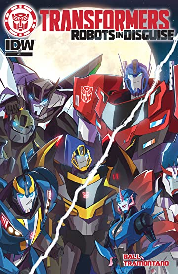 Transformers: Robots In Disguise Animated (2015-2016) #2