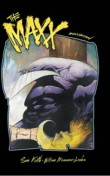 The Maxx: Maxximized Vol. 4