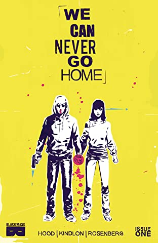 We Can Never Go Home #1 (of 5)