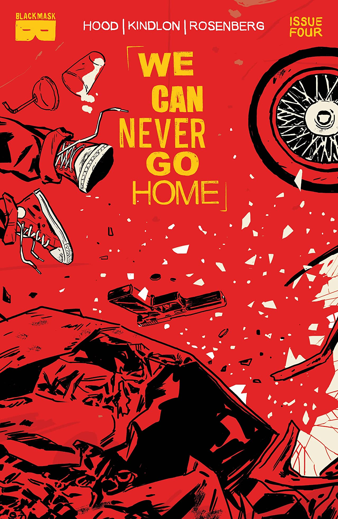 We Can Never Go Home #4 (of 5)