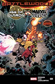 Age of Ultron vs. Marvel Zombies #4