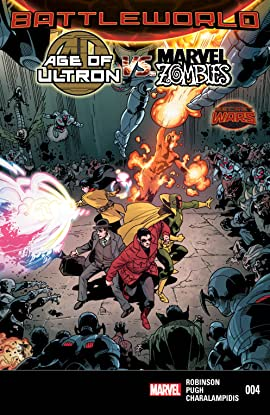 Age of Ultron vs. Marvel Zombies No.4