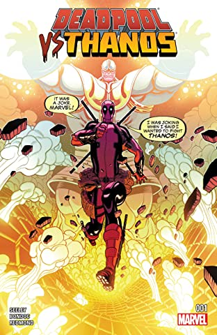 Deadpool vs. Thanos (2015) #1 (of 4)