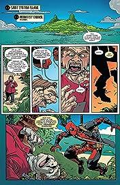 Deadpool vs. Thanos (2015) #1 (of 4)