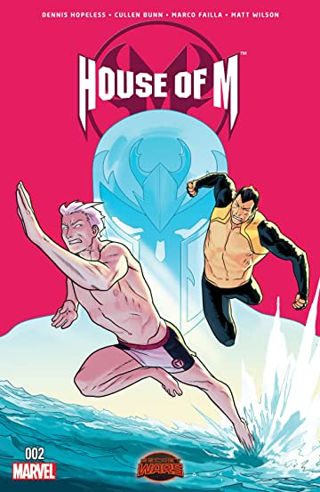 House of M (2015) #2