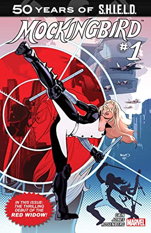Mockingbird: S.H.I.E.L.D. 50th Anniversary No.1