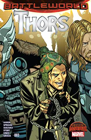 Thors (2015-) #3