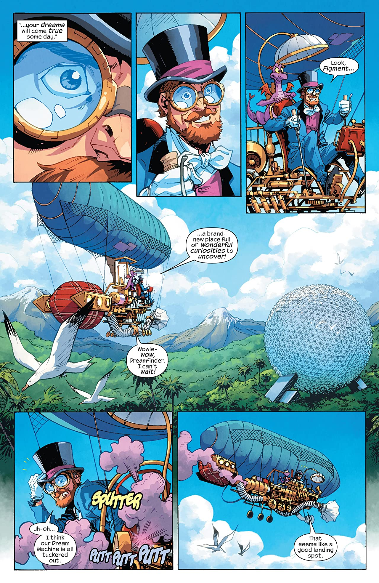 Figment 2 #1 (of 5)