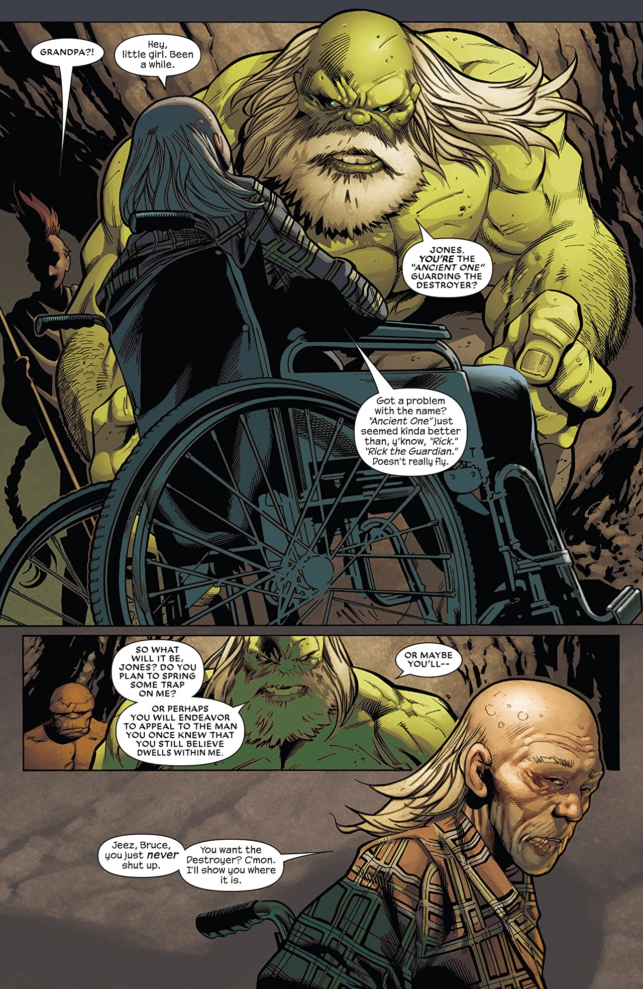 Future Imperfect (2015) #5