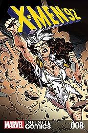 X-Men '92 Infinite Comic #8 (of 8)