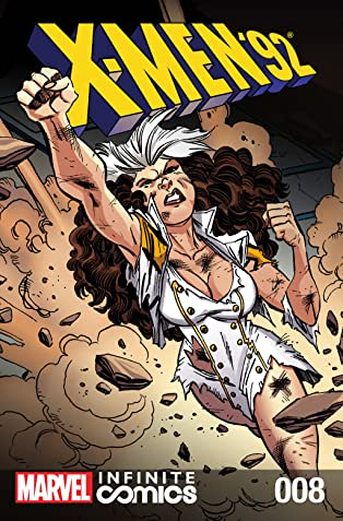 X-Men '92 Infinite Comic #8 (of 8)