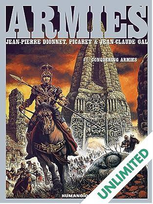 Armies Vol. 1: Conquering Armies