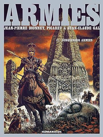 Armies Tome 1: Conquering Armies