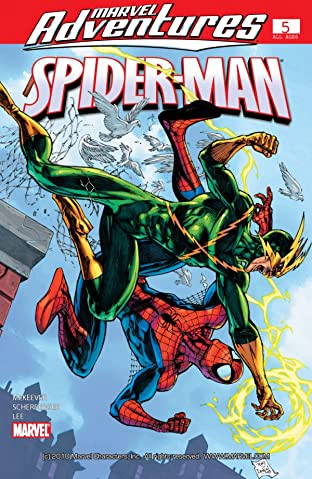 Marvel Adventures Spider-Man (2005-2010) No.5