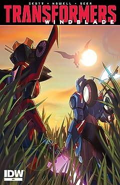 Transformers: Windblade (2015) #6