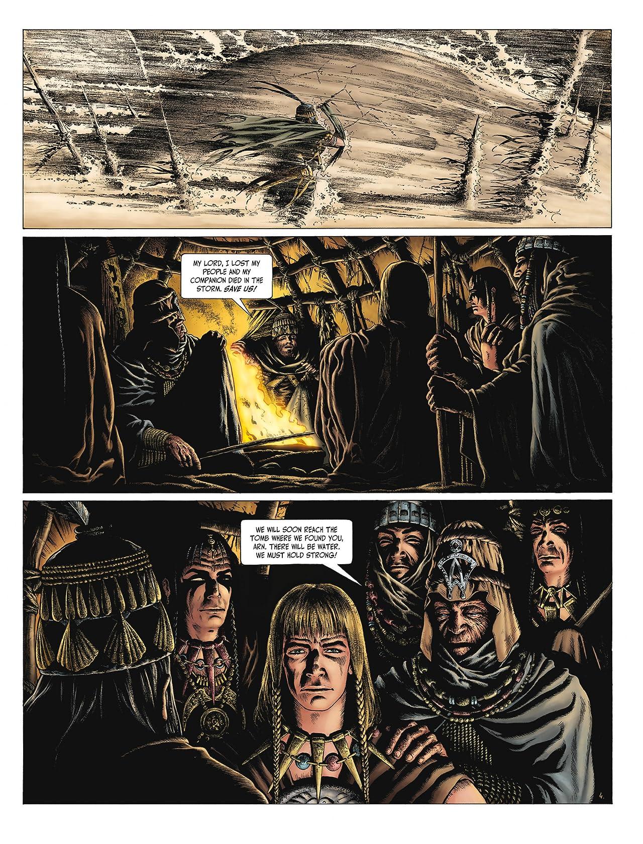 Armies Vol. 3: The Triumph of Arn