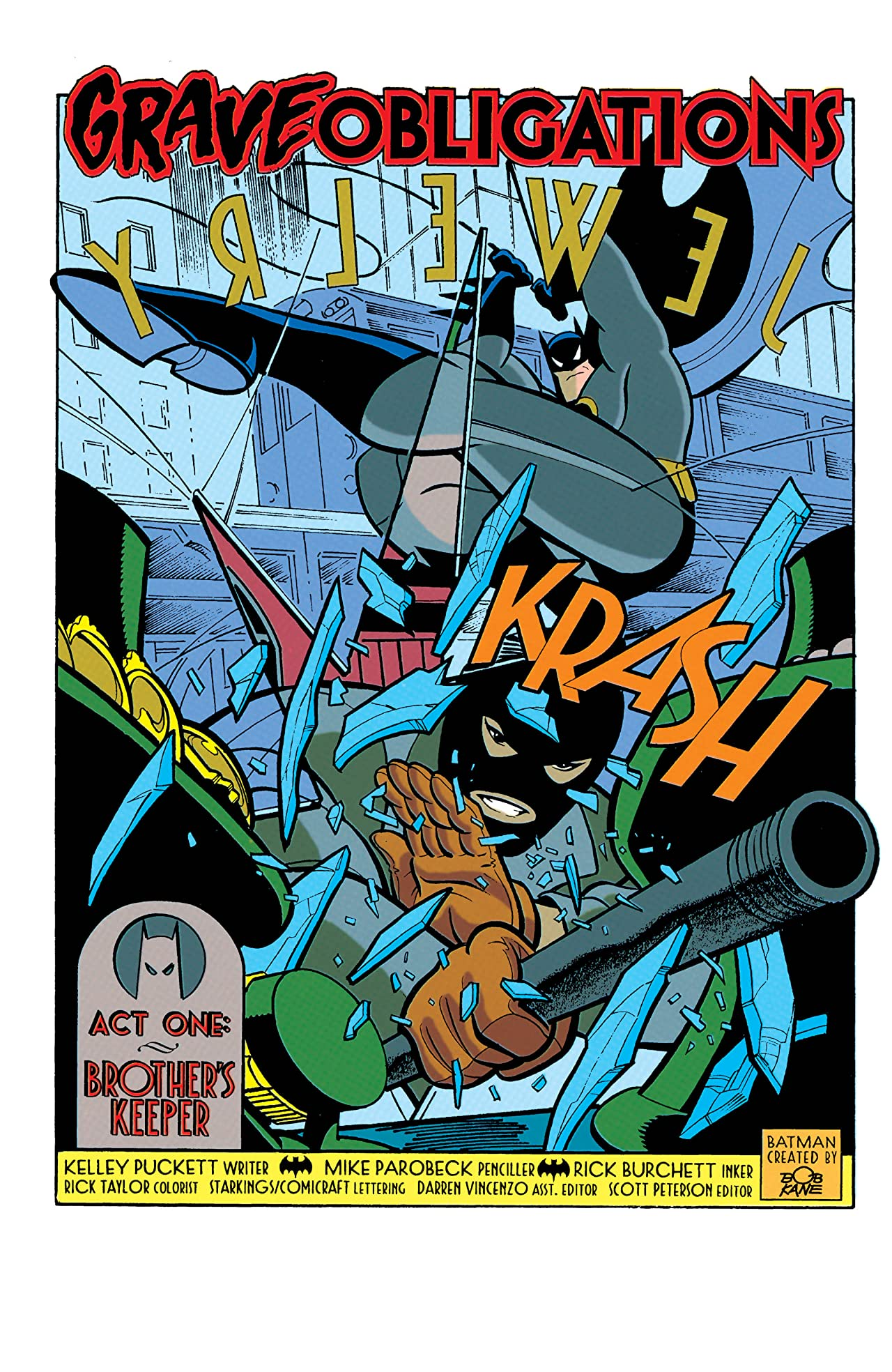 The Batman Adventures (1992-1995) #24